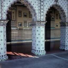 Star Mosque in Dhaka, Bangladesh by architect Mirza Golam Pir