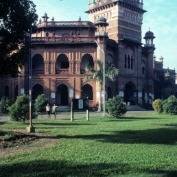 University of Dhaka, Curzon Hall in Dhaka, Bangladesh