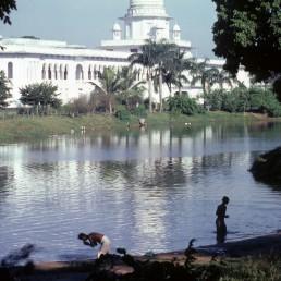 New Supreme Court in Dhaka, Bangladesh