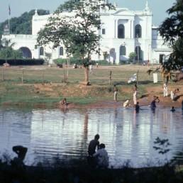 Old High Court in Dhaka, Bangladesh