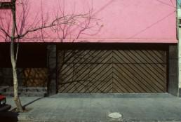 Francisco Gilardi House in Tacubaya, Mexico by architect Luis Barragan