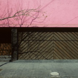 Francisco Gilardi House in Tacubaya, Mexico by architect Luis Barragan
