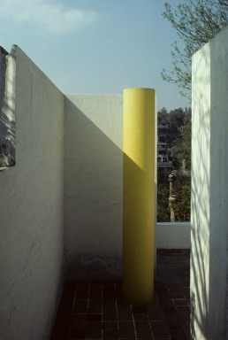 Ricardo Legorreta office in Mexico City, Mexico by architect Ricardo Legorreta