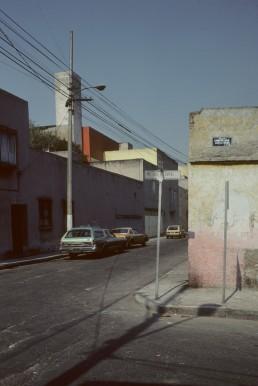 Luis Barragan house and studio in Mexico City, Mexico by architect Luis Barragan