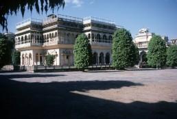 City Palace by architects Vidyadar Bhattacharya, Samuel Swinton Jacob