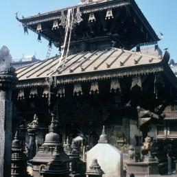 Hariti Temple in Kathmandu, Nepal