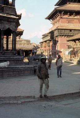 Durbar in Patan, India