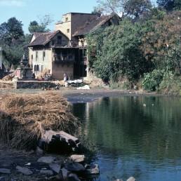 Kirtipur in Nepal