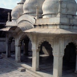 Gem Mosque in Agra, India