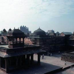 Fatehpur Sikri in Agra, India