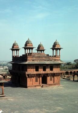 Fatehpur Sikri, Diwan-I-Khas in Agra, India
