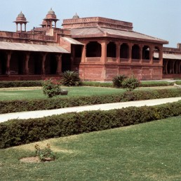 Fatehpur Sikri, Diwan-I-Am in Agra, India
