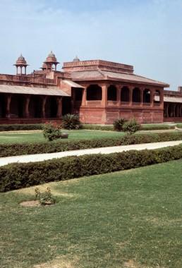 Fatehpur Sikri, Diwan-I-Am in Agra, India