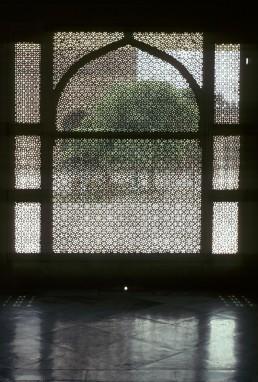 Fatehpur Sikri, Tomb of Salim Chishti in Agra, India