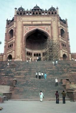 Fatehpur Sikri, Buland Darwaza in Agra, India
