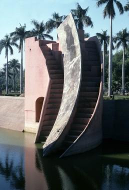 Jantar Mantar in New Delhi, India
