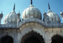 Moti Mosque in Delhi, India