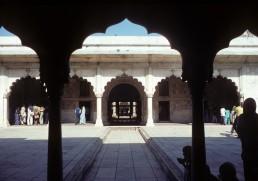 Agra Fort, Diwan-I-Khas in Agra, India