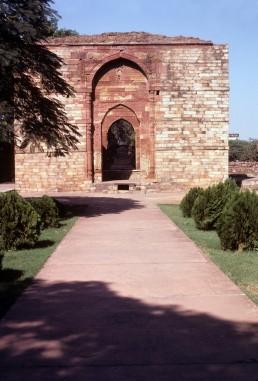 Qutub Complex, Iltutmish Tomb in Delhi, India