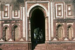 Qutub Complex, Alai Darwaza in Delhi, India