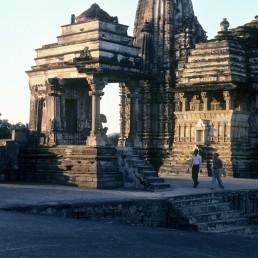 Devi Jagadambi Temple Group in Khajuraho, India