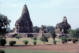 Kandariya Mahadeva Temple Group in Khajuraho, India