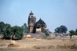 Vamana Temple Group in Khajuraho, India