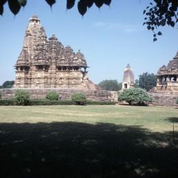 Vishwanath Temple Group in Khajuraho, India