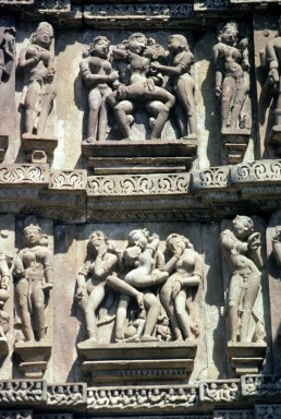 Vishwanath Temple Group in Khajuraho, India