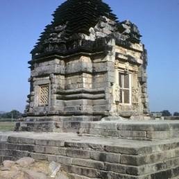 Brahma Temple Group in Khajuraho, India