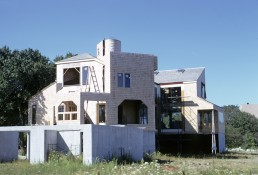 Champy House in Rye Beach, New Hampshire by architect Donlyn Lyndon
