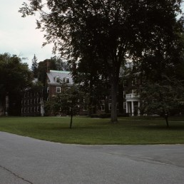Dartmouth College in Hanover, New Hampshire