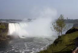 Niagara Falls in Niagara Falls, New York