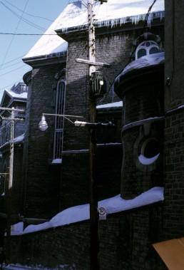 Seminary of Quebec in Quebec City, Canada