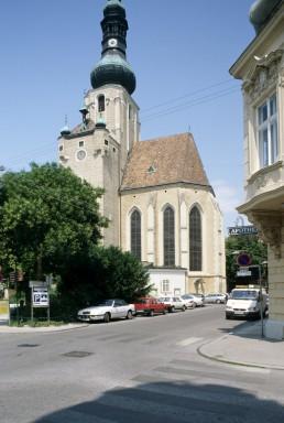 Parish Church of Saint Stephan in Baden-Baden, Germany