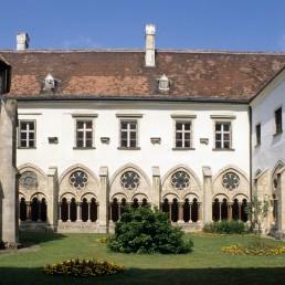 Heiligenkreuz Abbey in Vienna, Austria