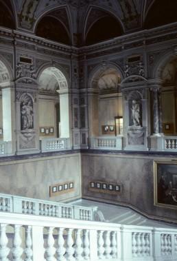 Museum of Natural History of Vienna in Vienna, Austria by architects Gottfried Semper, Karl Freiherr von Hasenauer