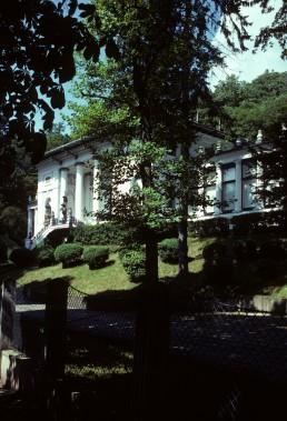 Villa Wagner I in Vienna, Austria by architect Otto Wagner