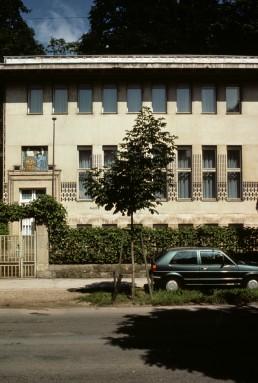 Villa Wagner II in Vienna, Austria by architect Otto Wagner