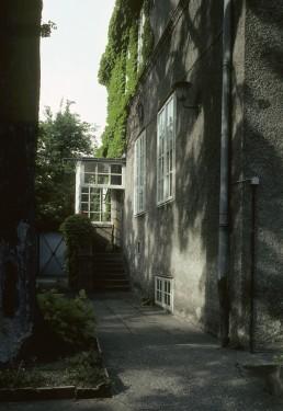 Josef Hoffmann house 1 in Vienna, Austria by architect Josef Hoffmann