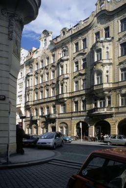 Oppelt House in Prague, Czechia