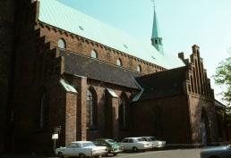 Helsingør Cathedral in Helsinki, Finland