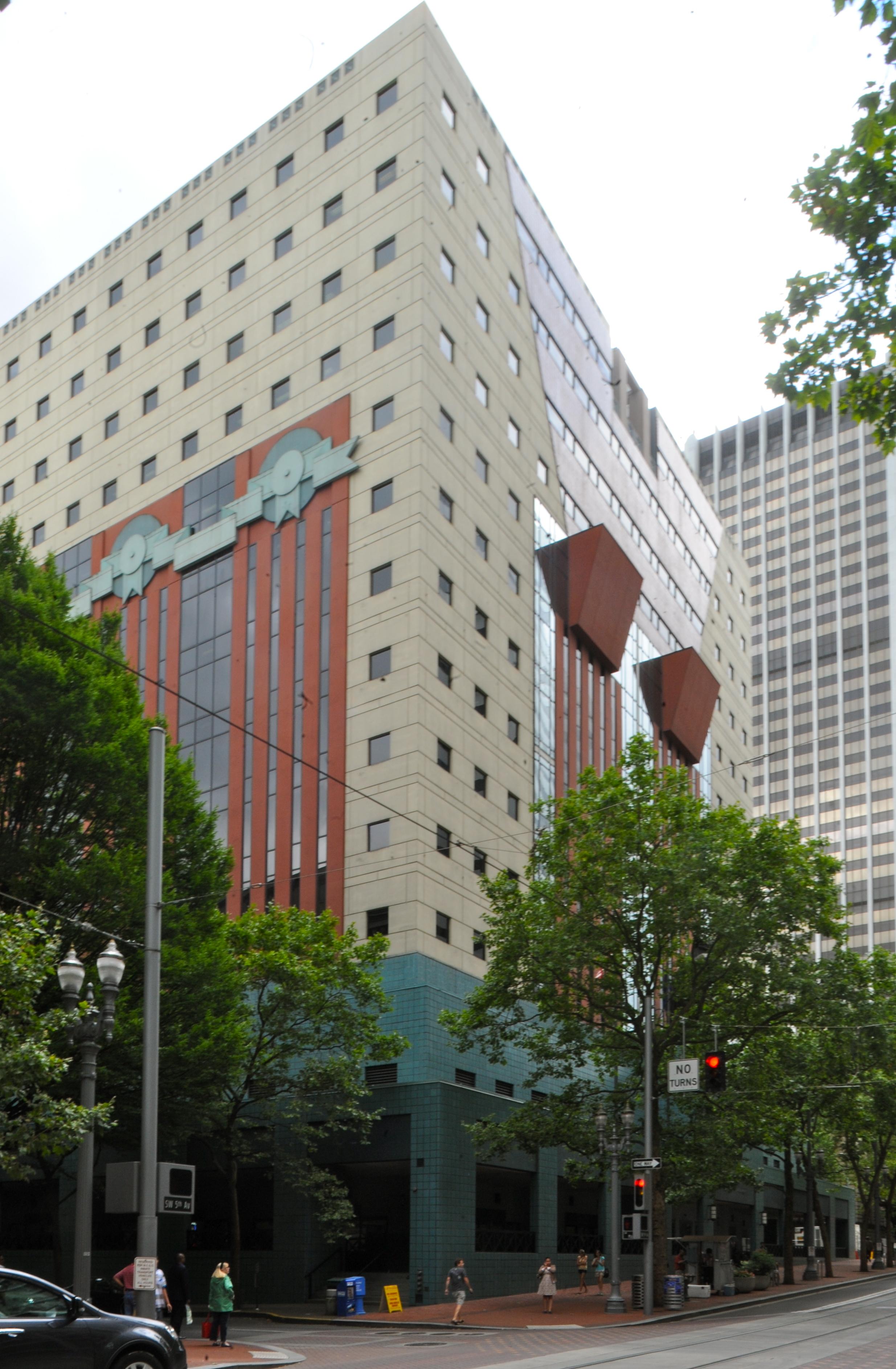 The Portland Building