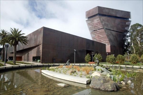De Young Museum in San Francisco