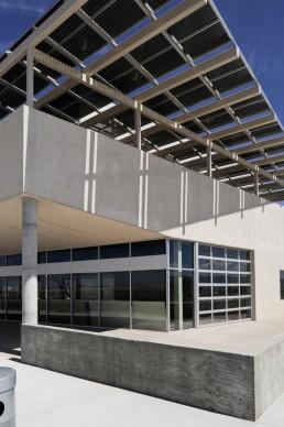 Aperture Center in Albuquerque, New Mexico by architect Antoine Predock