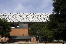 Ontario College of Art & Design, Sharp Center for Design in Toronto, Canada by architect Will Alsop