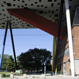 Ontario College of Art & Design, Sharp Center for Design in Toronto, Canada by architect Will Alsop