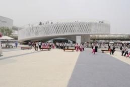 Expo 2010 Shanghai China, Denmark Pavilion in Shanghai, China by architect Bjarke Ingels Group