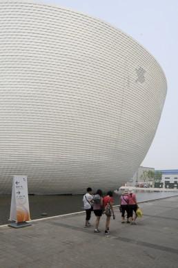 Expo 2010 Shanghai China, Finland Pavilion in Shanghai, China by architect JMKK Architects