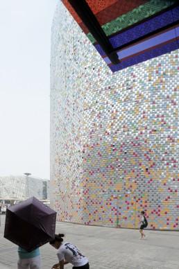 Expo 2010 Shanghai China, Latvia Pavilion in Shanghai, China by architect Mailitis A.I.I.M.
